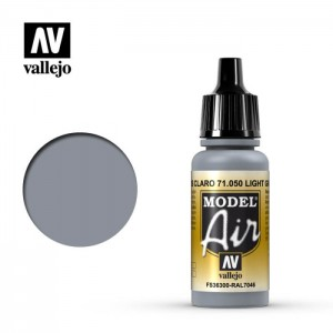 Vallejo Model Air: Light Grey