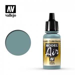 Vallejo Model Air: Pale Blue