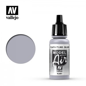 Model Air: Metallic Silver