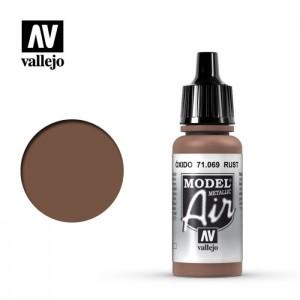 Model Air: Metallic  Rust