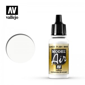 Vallejo Model Air: White