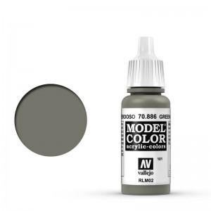Vallejo Model Color: Green Grey