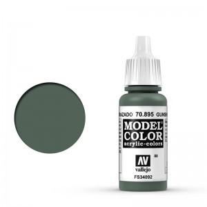 Vallejo Model Color: Gunship Green