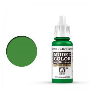 Vallejo Model Color: Intermediate Green