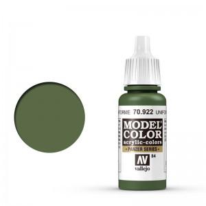 Vallejo Model Color: Uniform Green