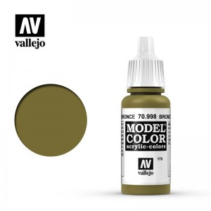 Vallejo Model Color:Bronze