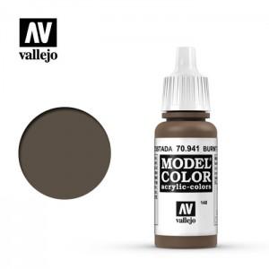 Vallejo Model Color: Burnt Umber