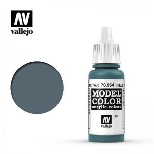Vallejo Model Color: Field Blue