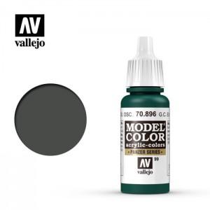 Vallejo Model Color: German Cam Extra Dark Green