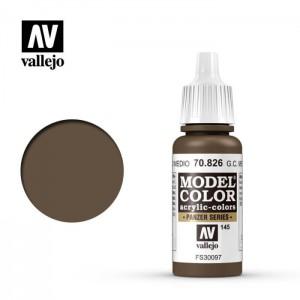 Vallejo Model Color: German Cam Medium Brown