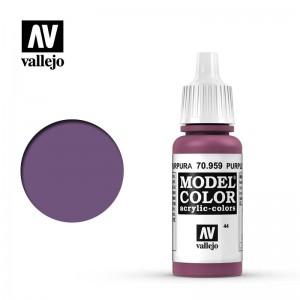 Vallejo Model Color: Purple