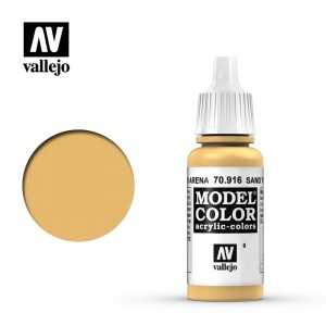 Vallejo Model Color: Sand Yellow