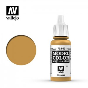 Vallejo Model Color: Yellow Ochre