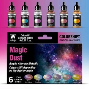 Magic Dust Paint Set