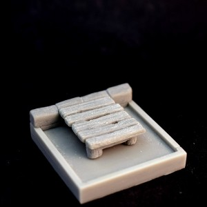 Fusion: Wooden Jetty