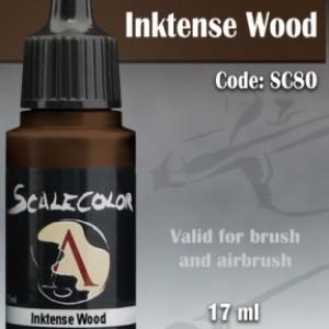 Inktense Wood