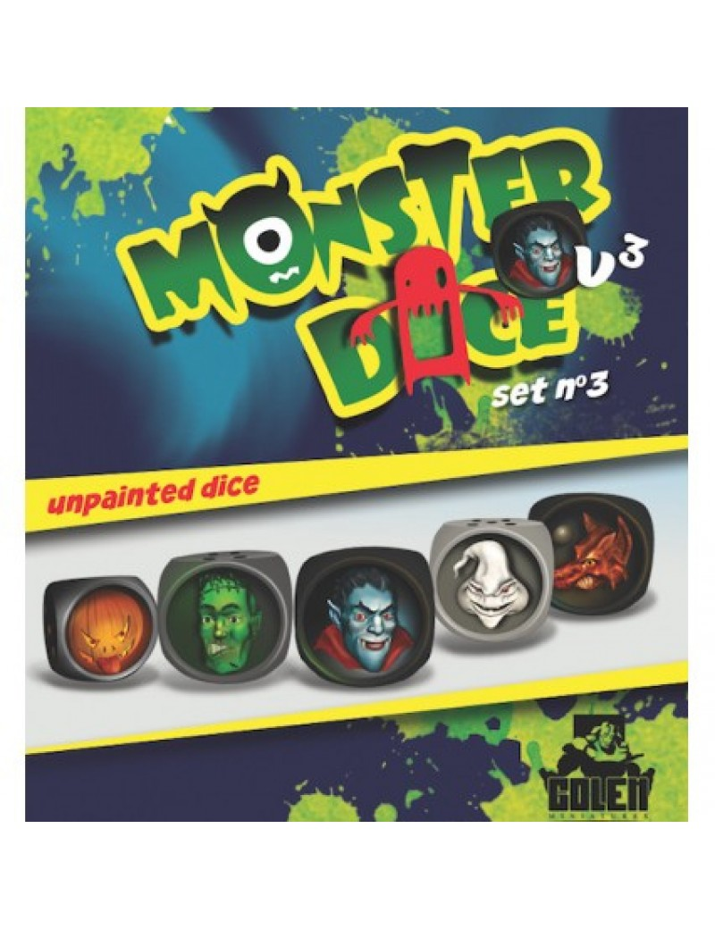 Monster Dice Set 3